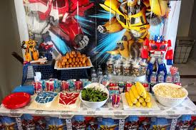 transformers party transformers birthday party transformers birthday