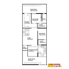 Twin House Plans Duplex House Plans For 250 Square Yards Homes Zone