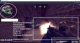 critical ops firerate show enemy reload many other hacks