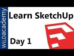 tutorial sketchup autocad sketchup 2015 tutorial sketchup tutorials for beginners complete