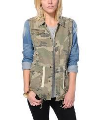 Denim And Supply Jacket And Supply Camo Print Denim Jacket
