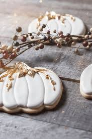 67 best autumn cookies images on decorated cookies