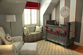 restoration hardware baby nursery transitional with childs bedroom