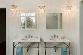 Bathroom Chandeliers Ideas Captivating Small Bathroom Chandelier Bathroom Chandeliers