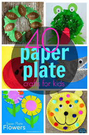488 best paper plate crafts images on pinterest paper plate