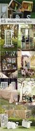45 fab diy window decoration ideas for weddings deer pearl flowers