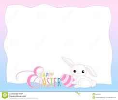 easter border frame stock images image 8391554