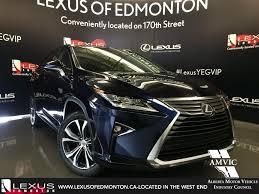 lexus rx nightfall mica 2016 blue lexus rx 350 awd executive walkaround review downtown