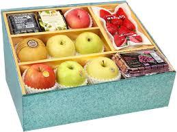 fruit boutique fruit basket cny panorama fruits gift box cny6 0dp0105b4