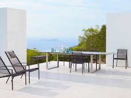 edge outdoor low maintenance dining and lounge range by cane line