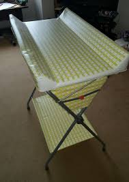 Folding Changing Tables Yellow Folding Changing Table Festcinetarapaca Furniture The