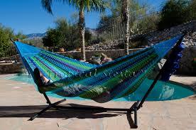 breezy point nylon hammocks staying sharp