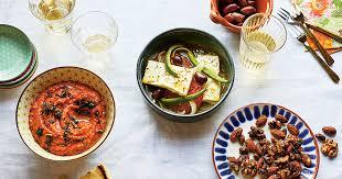 ricardo cuisine concours la méditerranée sur un plateau avec oikos ricardo