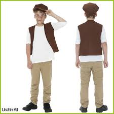 kids victorian fancy dress costumes girls boys age 4 12