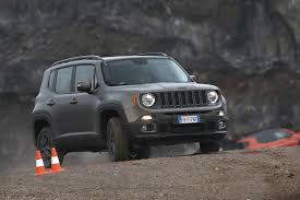 dark green jeep jeep renegade receives night eagle special edition autoevolution