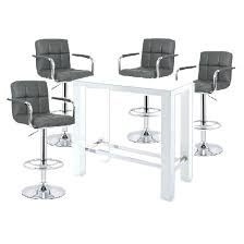 bar stool table and chairs top10metin2 com wp content uploads 2018 05 white p