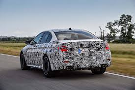 new all wheel drive bmw m5 teased on facebook automobile magazine