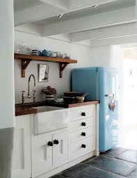 inspiring interiors a humble fisherman u0027s cottage in cool blues