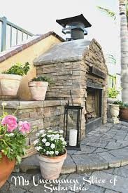 How To Build A Stone by How To Build A Stone Outdoor Fireplace Decorate Ideas Beautiful To