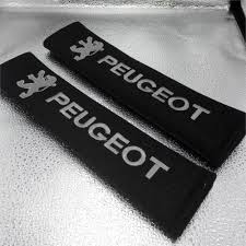 buy peugeot 2017 seat belt cover car styling for 308 207 406 407 408 508