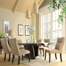 Extended Dining Table 7 Piece Navin Extendable Dining Set Deep Espresso Homelegance