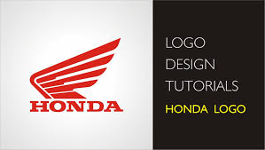 honda motorcycle logos logo design tutorials honda logo 01 youtube