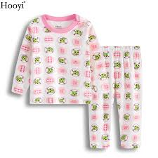 hooyi worm baby clothes sets fashion babies pajamas clothing