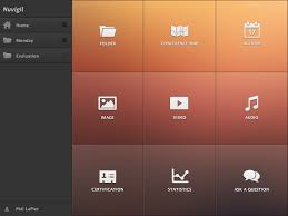 93 best tablet ui navigation images on pinterest tablet ui ui