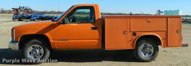 Ford Diesel Utility Truck - 1999 chevrolet 2500 utility truck item bk9307 sold janu