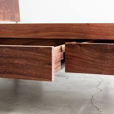 chadhaus chadhaus handmade modern solid wood loft bed with