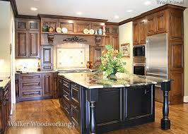 kitchens with different colored islands kitchen with different color cabinets kitchen design ideas