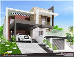 House Design Indian Style Plan and Elevation Fresh Simple Small