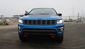 jeep compass 2017 trailhawk 2017 jeep compass trailhawk 4x4 road test review by ben lewis