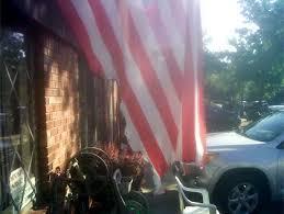 lighting world staten island staten island world war ii vet harold bernstein finds american flag