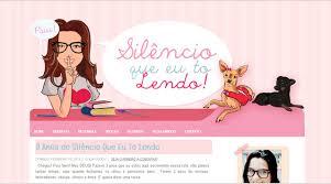 Templates Blogger Personalizados | template personalizado para blogger silêncio que eu tô lendo