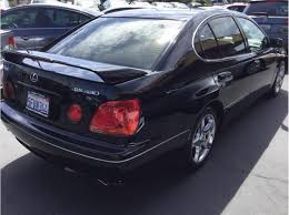 lexus gs430 used for sale lexus gs 430 rear wheel drive in california for sale used cars