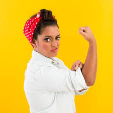 rosie the riveter costume hack how to diy a rosie the riveter costume brit co