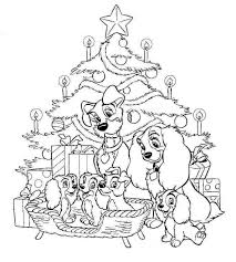 disney christmas coloring pages lucky magpie handsome panda