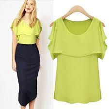 beautiful blouses summer style shirts blouses and tops chiffon shirt