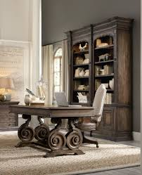 Double Bookcase Hooker Furniture Home Office Rhapsody Double Bookcase W Out