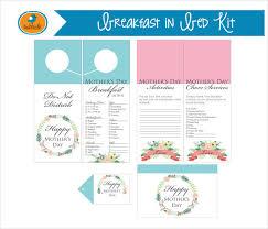 32 breakfast menu templates u2013 free sample example format