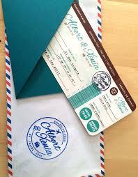 boarding pass wedding invitations boarding pass invitation template 29 free psd format