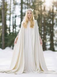 a white wonderland ice queen winter weddings and crown