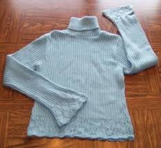 light blue cable knit sweater american sweater co light blue cable knit sweater size l large