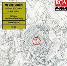 felix mendelssohn bartholdy 1809 1847 symphony no 3 scottish