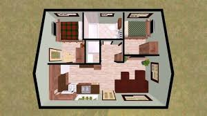 floor plan for small houses very small house floor plan youtube