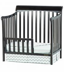 Mini Convertible Crib Child Craft Ashton 4 In 1 Mini Convertible Crib Slate