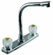 high rise kitchen faucet aspen andes kitchen faucet arcylic chrome two handle high rise