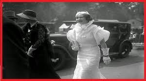 women u0027s street fashion of the 1920s youtube