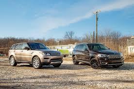 lexus suv vs range rover electric or diesel bmw x5 xdrive40e vs range rover sport td6